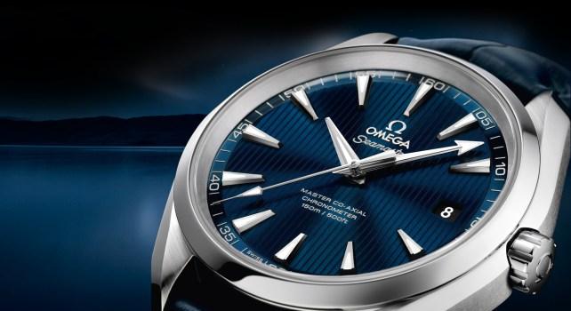 Omega Seamaster Aqua Terra : L'heure de penser à l'environnement