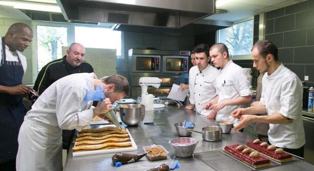 Michael Bartocetti : Le pâtissier du Shangri-la Hôtel