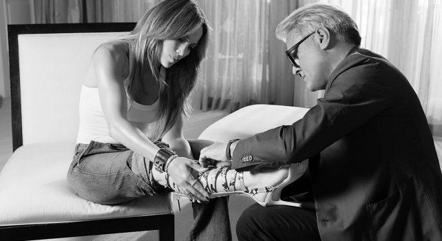 Giuseppe Zanotti : La maison de luxe collabore avec Jennifer Lopez