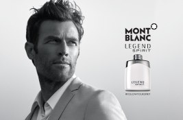 Legend Spirit, Montblanc Simon Clark