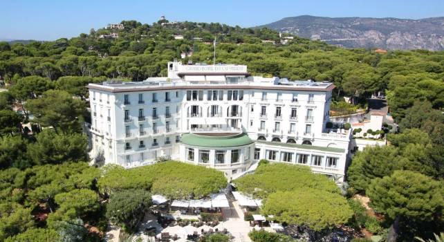 Four Seasons Grand-Hotel du Cap-Ferrat : Un palace de légende sur la Côte d'Azur