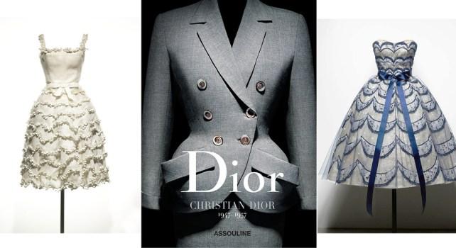 Dior : 7 ouvrages pour rendre hommage aux créateurs de la Maison