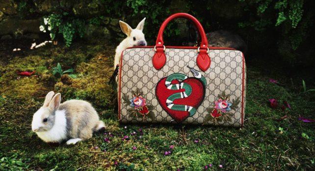 Gucci Cruise 2017 : Une collection inspirée par la nature