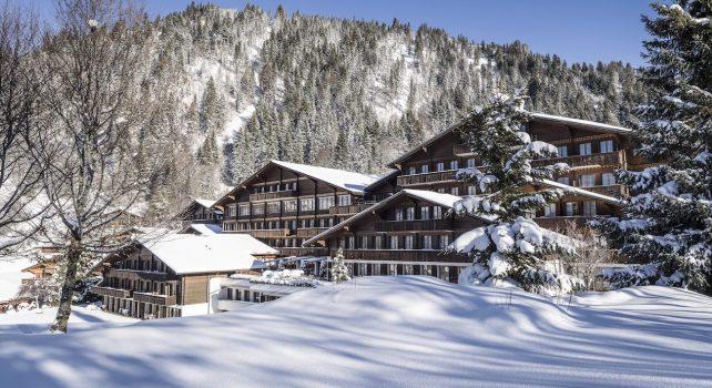 Huus Gstaad Hôtel : La destination idéale pour un hiver somptueux en Suisse