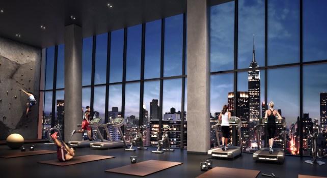 Les 5 salles de musculation les plus luxueuses de New York