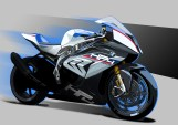 BMW HP4 Racer