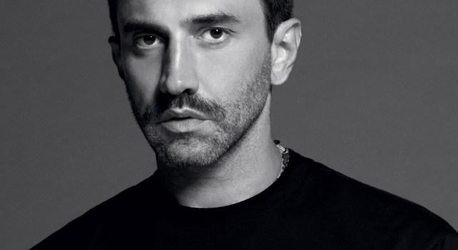 Givenchy : Riccardo Tisci quitte son poste de directeur artistique