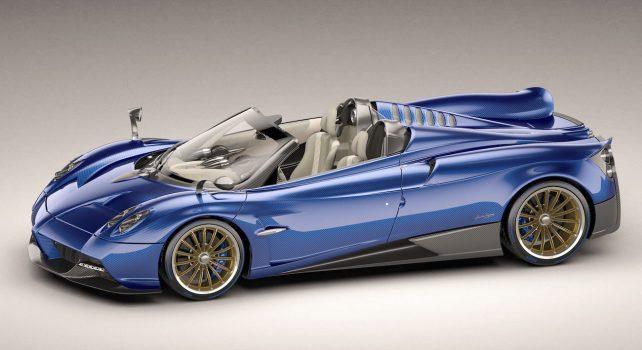 Pagani Huayra Roadster : La supercar Italienne qui relève de nombreux défis