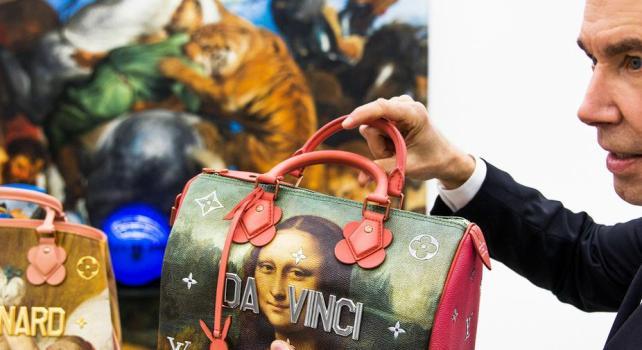 Louis Vuitton x Jeff Koons : Une collaboration mêlant le monde de l'art et de la mode