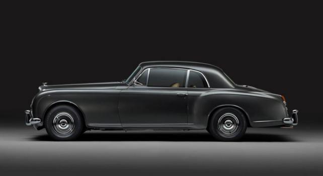 Bentley S1 Continental Park Ward : Un modèle unique revu par Europe Auto Classic Cars