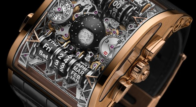 Hysek Grande Complication Colossal : Une montre à la complexité exaltante