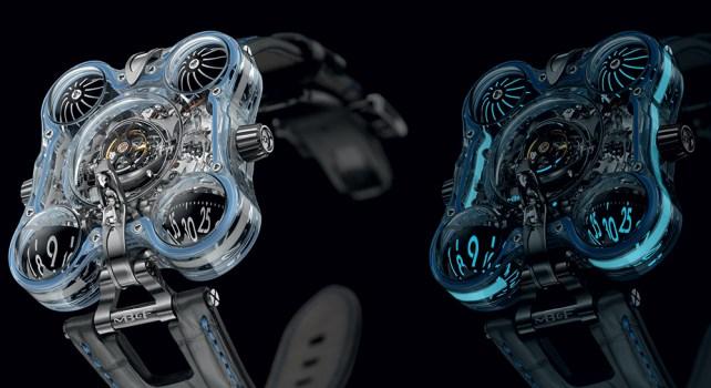 MB&F HM6 Alien Nation : Le futur à portée de main