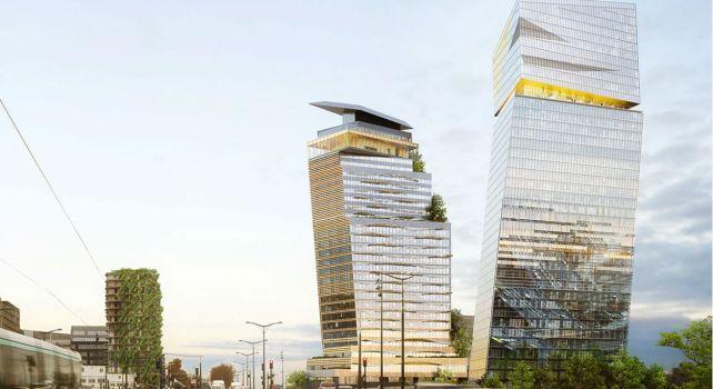 Tours Duo-Paris : Philippe Starck aux commandes d'un projet hôtelier de luxe