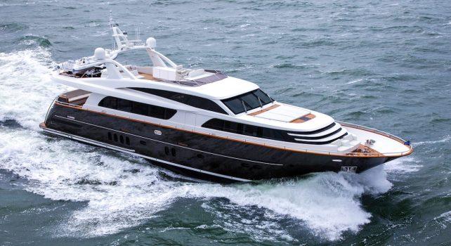 Yacht Jangada Continental Three : Votre yacht sur mesure imaginé par Van Der Valk