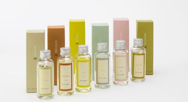 Kitchibe Likestone : Une collection de parfums d'exception inspirée par la tradition japonaise