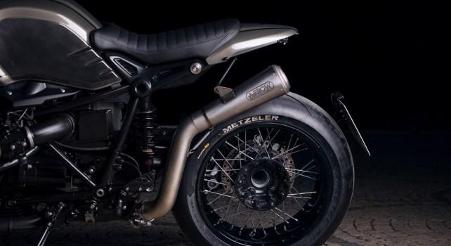 BMW RnineT Urban 21 : La moto hautement personnalisable par Diamond Atelier