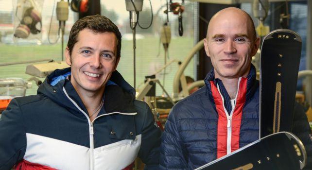 Tournaire Paris : Des skis de luxe pour soutenir une association caritative