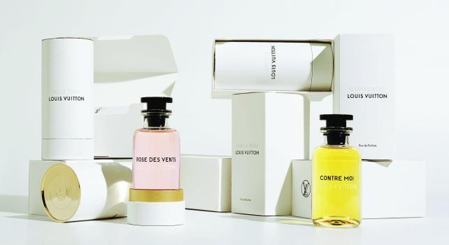 Louis Vuitton : L'iconique maison dévoile sa première ligne de parfum pour Homme