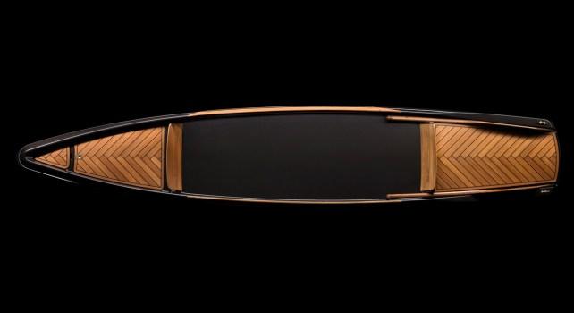 BorromeodeSilva : Un Paddle canoé de luxe pour des vacances avec style