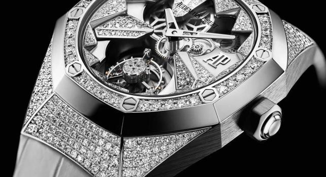 Audemars Piguet Royal Oak Concept Flying Tourbillon : Une montre faite pour briller