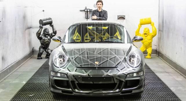 Porsche 911 by Orlinski : Une collaboration exclusive entre l'artiste français et le constructeur allemand