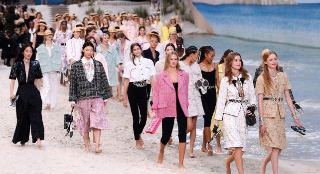 Chanel Printemps – Été 2019 : La plage signée Chanel