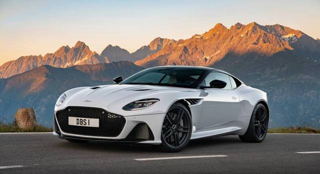 Aston Martin DBS Superleggera : Une collaboration unique entre la marque et Christopher R. King