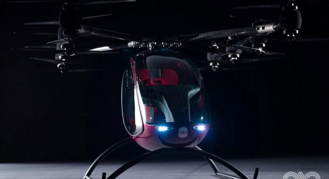 Elroy : Un drone habitable pour un maximum de plaisir