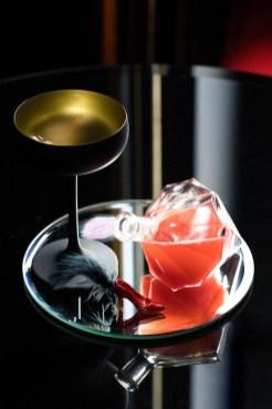 Cocktail La Reserve Paris - Femme fatale - Crédits photo G. Gardette