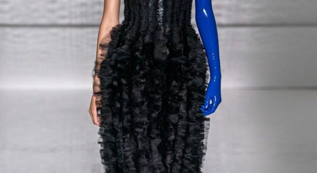 Givenchy Haute Couture Printemps Été 2019 : De la modernité architecturale et matérielle