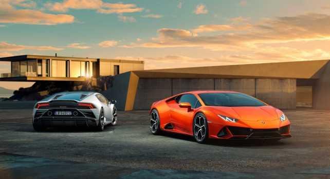 Lamborghini Huracán Evo : Une nouvelle supercar à l'allure ambitieuse