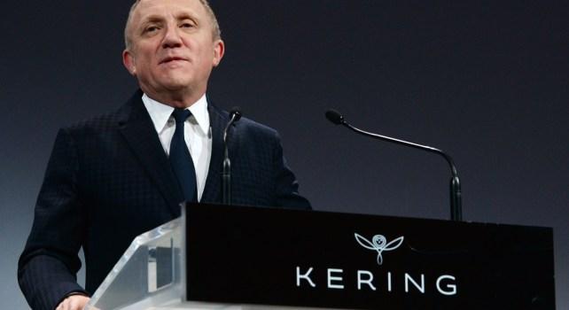 Kering : Le groupe de luxe encore en forte croissance en 2018