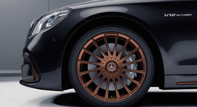 Mercedes-AMG Class S 65 Final Edition : La toute dernière Classe S dévoilée