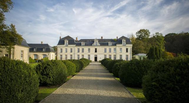 Château de Courcelles : Soyez prince et princesse le temps d'une nuit