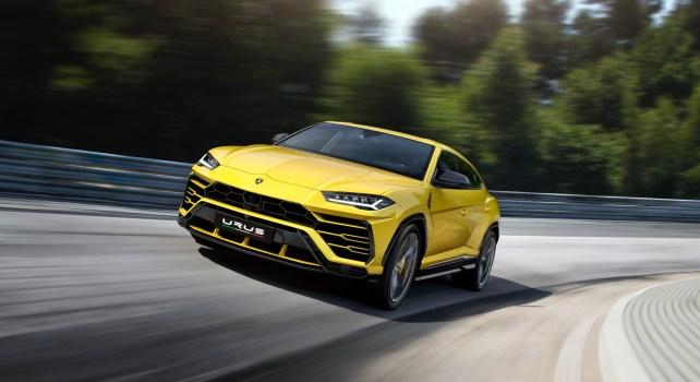 Lamborghini Urus : Le premier «Super SUV» enfin lancé sur le marché