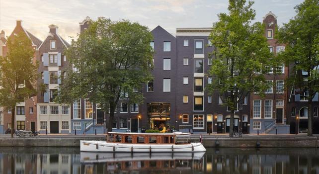 Pulitzer Amsterdam : Voyage entre tradition et modernité