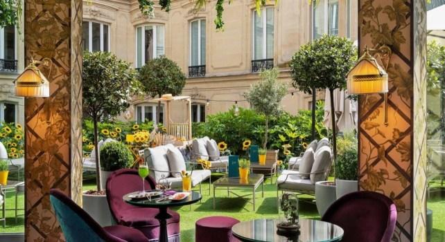 Le Joy : Le restaurant du Fouquet's fait peau neuve