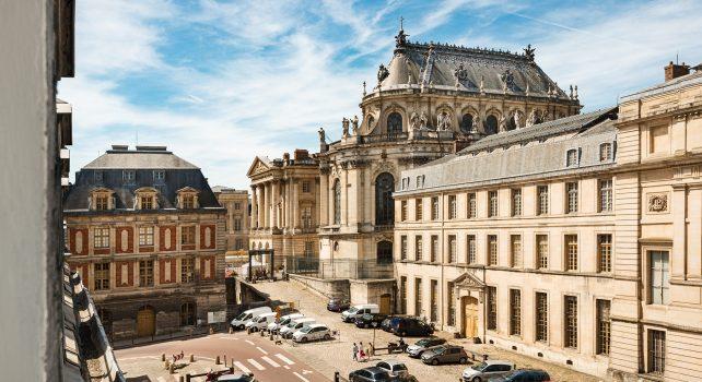 Les Demoiselles à Versailles : Découverte d'un concept d'hébergement de luxe unique en son genre