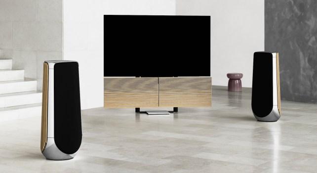 Bang & Olufsen BeoVision Harmony : L'expérience audio d'un cinéma dans votre salon