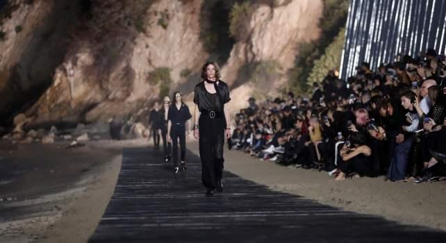 Saint-Laurent Printemps – Été 2020 : Rendez-vous à Malibu