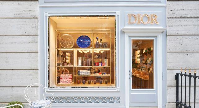 Dior Maison : L'art de vivre s'invite à table
