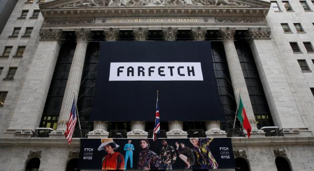 Farfetch : Le site de mode s'achète le groupe New Guards et les marques Off-White, Palm Angels et Heron Preston