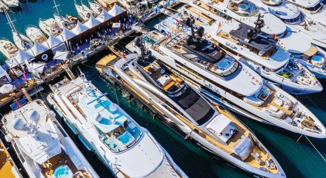 Monaco Yacht Show : Le rendez-vous annuel des amoureux de yachts