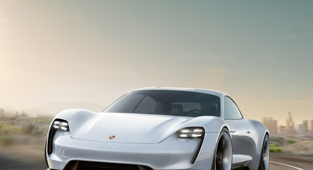 Porsche Concept Study Mission E : Découvrez le futur de l'automobile de luxe