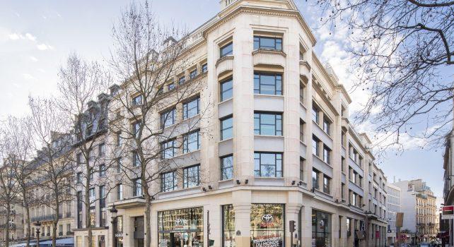 Champs-Elysées : Groupama vend son adresse parisienne pour 613 millions d'euros