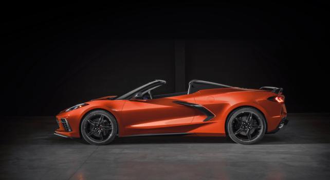 Chevrolet Stingray 2020 : Le cabriolet construit telle une oeuvre d'art