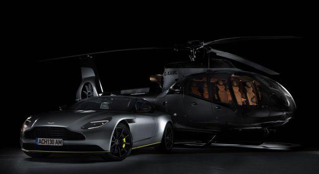 Airbus ACH130 Aston Martin Edition : Une collaboration incroyable entre le constructeur aéronautique et automobile