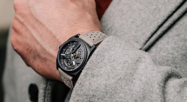 CODE41 DAY41 : La montre qui casse les codes de l'horlogerie de luxe