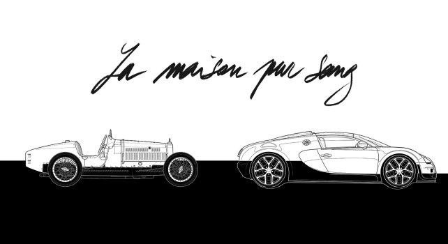 Bugatti : Le constructeur automobile lance «La maison Pur Sang»