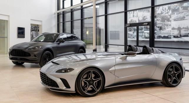 Aston Martin : Les projets pour 2020 du constructeur anglais